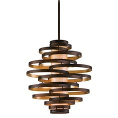Vertigo Pendant | Corbett Lighting at Lightology