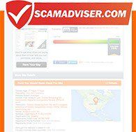Want to know more about a website before entering your credit card details on it ? Then check how safe it is at http://www.scamadviser.com