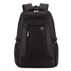 Business casual men's shoulder bag man backpack 16 inch waterproof shockproof airbag computer backpack schoolbag travel bag 2016