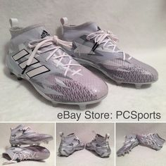 2ffd6662bf RARE Men s Adidas Ace 17.1 Primeknit FG Soccer Boots Cleats BB5957 Size 7