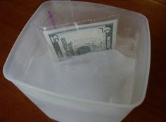 COLD, HARD CASH Creative & Clutter-Free Gifts {Day 4} = Cash