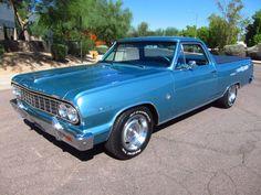 '64 Chevrolet El Camino