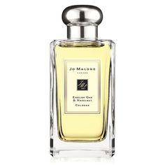 Jo Malone London English Oak & Hazelnut Cologne ($135) ❤ liked on Polyvore featuring beauty products, fragrance, vetiver cologne, jo malone cologne, woody cologne, woodsy cologne and jo malone perfume