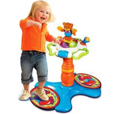 Toys for Your Grandbaby: V Tech Sit-to-Stand Dancing Tower