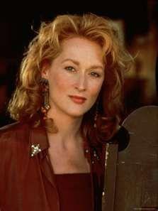 Meryl Streep, the greatest actress