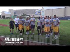 ▶ Toledo Men's Basketball SEAL Team Training 2013 - YouTube