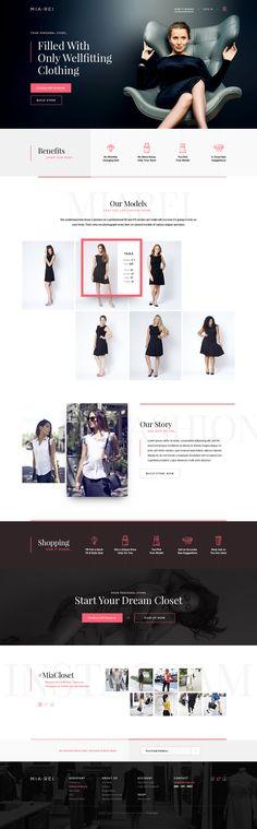 Miarei homepage
