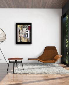 Small to Oversized mixed media abstract art. Wholesale and retail on ALL original mixed media abstract art paintings. Brown Furniture, French Furniture, Home Furniture, Steel Furniture, Luxury Furniture, Living Room Designs, Living Room Decor, A Frame Cabin, Rustic Design