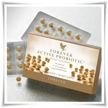 Forever Active Probiotic | Forever Living Products. Shop Online from Retail eshop. #ForeverLivingProducts #NutritionalSupplements