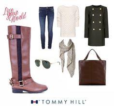 Un #Outfit bien combinado para este martes ¿Qué opinas?