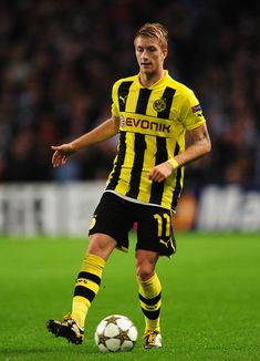 Marco Reus Photo - Manchester City FC v Borussia Dortmund - UEFA Champions League
