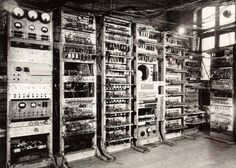 Alan Turing's computing machinery.