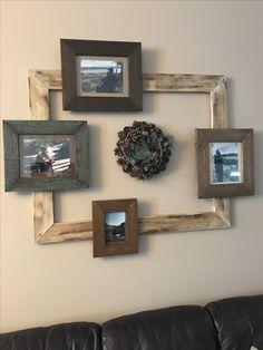 Frames on frame