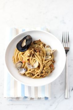 ::Zucchero e Zenzero::: Spaghetti alla levantina