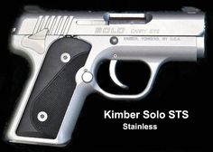 Kimber Solo Stainless 9mm.  Looks about right for me for a nice, everyday concealed carry weapon.