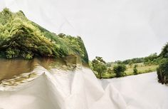 Distorted Landscape by Laura Plageman