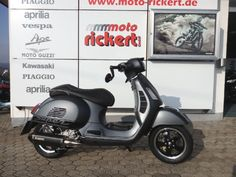 Vespa GTS 300 ABS auch EDITIONE-FORZA-SPORTIVO als Roller/Scooter in Braubach