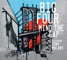 "BIG FOUR featuring Tony MALABY : ""Mind The Gap"" ( Filigree FILIGREE01 ) personnel: Julien Soro : saxophone alto, compositions sauf 2 et 6 / Stephan Caracci : vibraphone / Fabien Debellefontaine : sousaphone / Raphaël Koerner : batterie /+/ Tony Malaby : saxophone ténor http://www.bigfourquartet.com/"