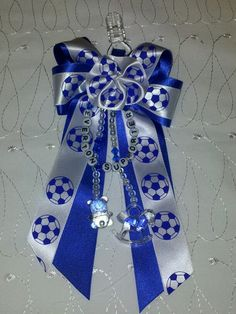 Everton supporter pram charm