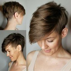 Nice pixie from @hair_by_marlo - ✂️❤️✂️❤️✂️❤️#pixiepalooza
