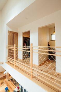 【アイジースタイルハウス】吹抜け。2階にも光や風が通る