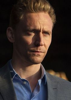 Tom Hiddleston in The Night Manager #TomHiddleston (an MH edit)