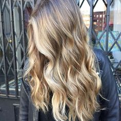 Winter blonde I'm loving this for summer, not winter! Ombré Hair, New Hair, Great Hair, Balayage Hair, Gorgeous Hair, Hair Looks, Cool Hairstyles, Hairstyle Men, Formal Hairstyles