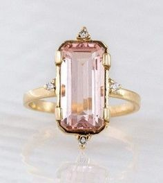This ring takes my breath away - 21-Featured Shop Melanie Casey Fine Jewelry-This Is Glamorous