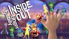 Finger Family Song Inside Out - Daddy Finger toy Nursery Rhymes Collection Abc Song For Kids, Kids Songs, Ear Massage, Nursery Rhymes Collection, Finger Family Song, Abc Songs, Club Kids, Mother Goose, Song Lyrics