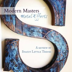Modern Masters Metal Effects How-to   Snazzy Little Things