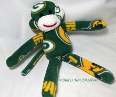 Green Bay Packers Monkey