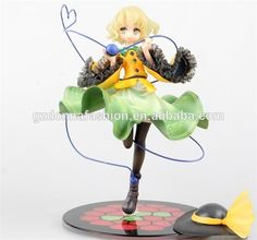 Touhou Project Anime Komeiji Koishi Boxed 20cm PVC Action Figure Collection Model Toy Gift, View Touhou Project, donnatoyfirm Product Details from Guangzhou Donna Fashion Accessory Co., Ltd. on Alibaba.com