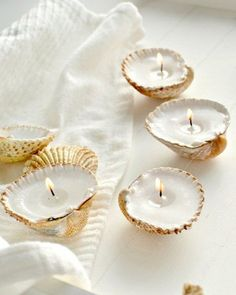 HOME DZINE Craft Ideas | Beautiful crafts with shells