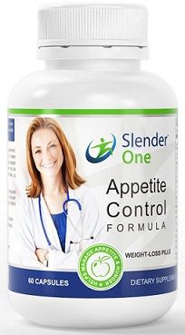SlenderOne Appetite Control Weight Loss Pills {Rafflecopter Giveaway} ~ Ends 9/17/12
