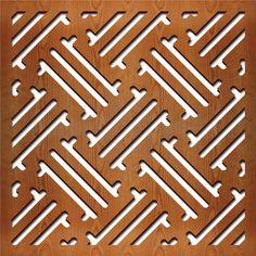 Hawaiian Pattern: