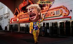 In Orwellian Times a Clown Wants to Be Emperor   NEWS JUNKIE POST