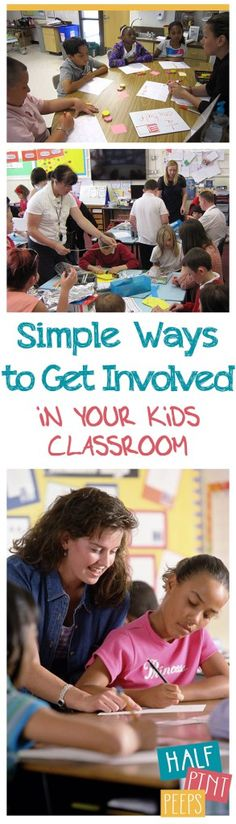 Getting Involved In Your Kids Classroom, How to Get Involved In Your Kids Classroom, Room Mom Tips, Room Mom Tricks, Parenting, Parenting Tips and Tricks, Popular Pin