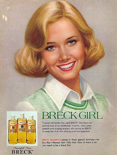 Vintage Ad #987: Breck Girl '77 by jbcurio, via Flickr