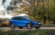 Volkswagen Touareg - Used Car Review | Eurekar