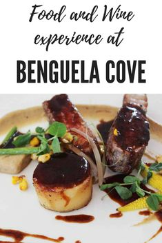 The food and wine experience at Benguela Cove was amazing and unforgettable! Food Journal, Wine Recipes, Beef, Amazing, Food Diary, Meat, Ox, Ground Beef, Eating Plans