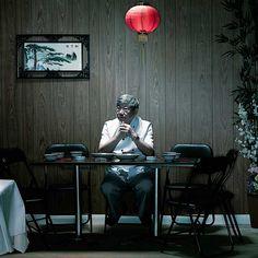 Bett Gallery Hobart - Bronek Kozka - Chinese Restaurant Series: The Chef