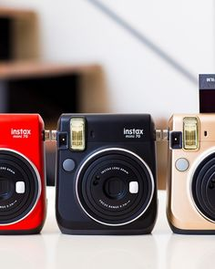 Instant Gratification: The 11 Best Instant Print Cameras