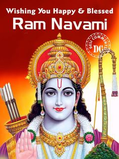 Tips dwarka wishes happy Ram Navami ! Ram Navami is a spring Hindu festival that celebrates the birthday of god Rama. He is particularly important to the Vaishnavism tradition of Hinduism, as the seventh avatar of Vishnu. Hanuman, Krishna, Ramnavmi Wishes, Ram Navami Images, Ram Navmi, Rama Lord, Happy Ram Navami, Sanskrit Symbols, Moonlight Photography