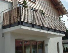Die 49 Besten Bilder Von Hochterrasse Bauen Balcony Backyard