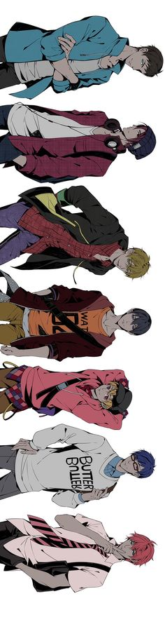 free! eternal summer (sideways)