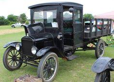 1922 Ford Model TT Stake Bed Truck