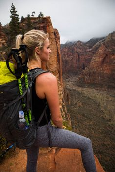 Trekking poles, hiking poles, walking stick -- whatever you want to call them.