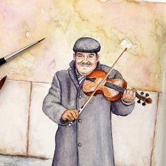 TräuMeli (@traeumeli) • Instagram-Fotos und -Videos Violin, Music Instruments, Portraits, Videos, People, Instagram, Musical Instruments, Head Shots, Portrait Photography