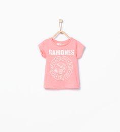 ZARA - NIÑOS - Camiseta grupo