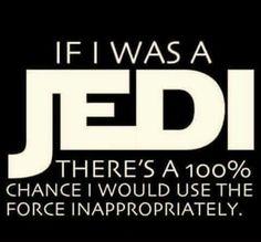 My li'l Jedi!